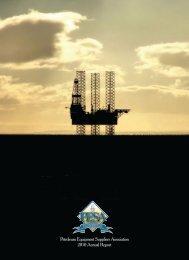 2010 PESA Annual Report - Petroleum Equipment Suppliers ...