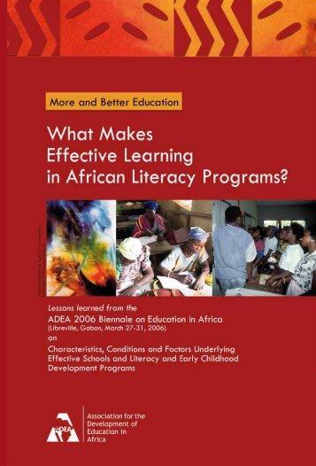 Download the publication - ADEA