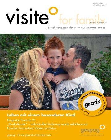 Das Leben mit einem besonderen Kind - Herzkinder Österreich