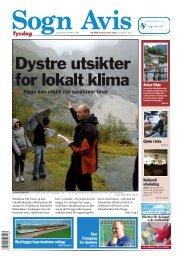 Sogn Avis 12.10.10 (pdf)