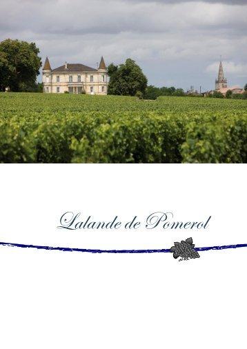 Lalande de Pomerol - winogrono.de