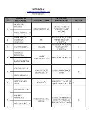"""PREMII REVISTA 2013 - Liceul Teoretic """"Axente Sever"""""""