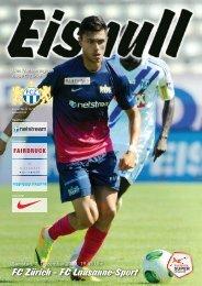 Nr. 8 13/14 (Lausanne) - FC Zürich