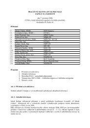 15. Setkání 7.12. 2006 (PDF, 38 kB) - CENIA, česká informační ...