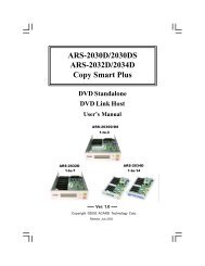 ACARD ARS-2012P DRIVERS FOR WINDOWS XP