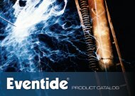 Eventide Full Line Product Catalog.pdf - Radikal