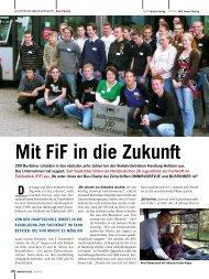 Mit FiF in die Zukunft - Werd Busfahrer