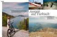 auf Türkisch Auszeit - Frosch Sportreisen