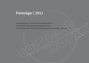 Die prämierten Arbeiten als PDF - connectworxx