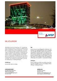 MILJÖJURIDIK - WSP Group