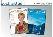 MEDIADATEN NR.3 - Buchaktuell.de