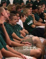 FALL 2011 - Bishop T.K. Gorman Catholic School