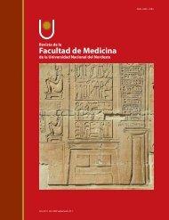 Suplemento 2011 - Facultad de Medicina - Universidad Nacional ...