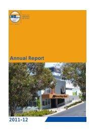 Annual Report 2011/2012 - Rural City of Murray Bridge - SA.Gov.au