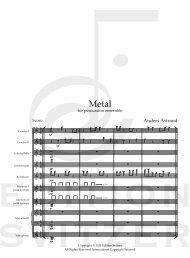 Metal (FINALE).mus - Edition Svitzer