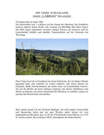 Neuntöterhecke - Natur- und Vogelschutz Burgdorf