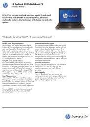 hp probook 4730s - CNET Content Solutions