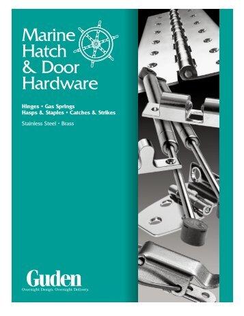 Marine hardware catalog