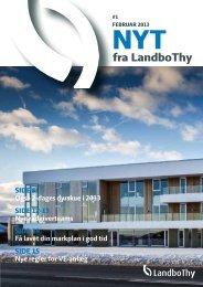 Februar 2013 - LandboThy