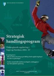 2004-2007 - Sogn og Fjordane fylkeskommune