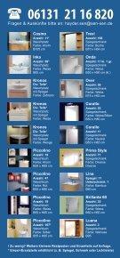 POSTEN AUS INSOLVENZ Hochwertige Badezimmermöbel ... - Page 2