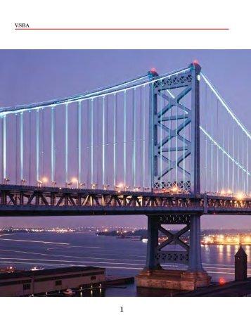 Benjamin Franklin Bridge Lighting - Denise Scott Brown