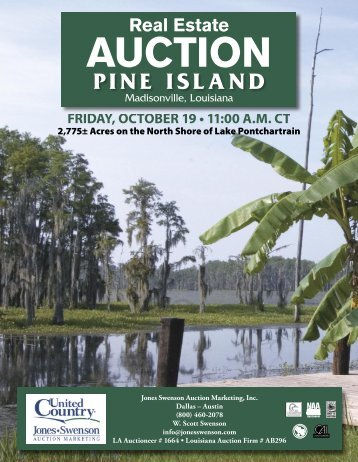 PINE ISLAND - United Country Real Estate