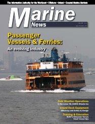 Ferry Safety in Marine News 2015