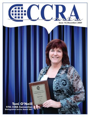 December 2007 - California Court Reporters Association