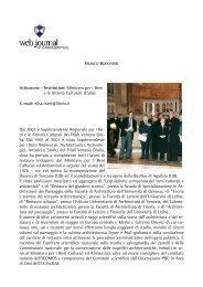 Franco BOCCHIERI - web journal