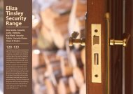 Eliza Tinsley Security Range - NMBS