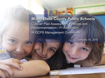 Dadeschools.net - Miami-Dade County Public Schools