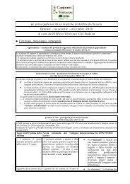 Le principali novità in materia di diritto del lavoro ... - CISL Padova