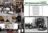 Kirchenblatt April/Mai 2013 - Kirchgemeinde Neukirch/Lausitz