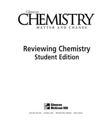 Chapter 02 Chemistry of L