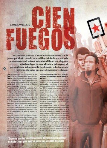 CAMILA VALLEJOS - Revista La Central