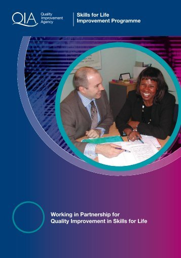 Working in Partnership for Quality Improvement in Skills for Life