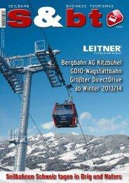 Bergbahn AG Kitzbühel GD10-Wagstättbahn Größter ... - s&bt; Magazin