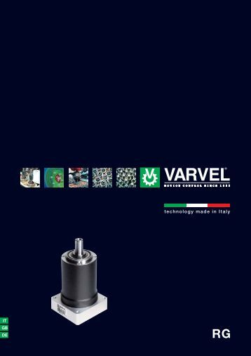 technology made in Italy - Varvel