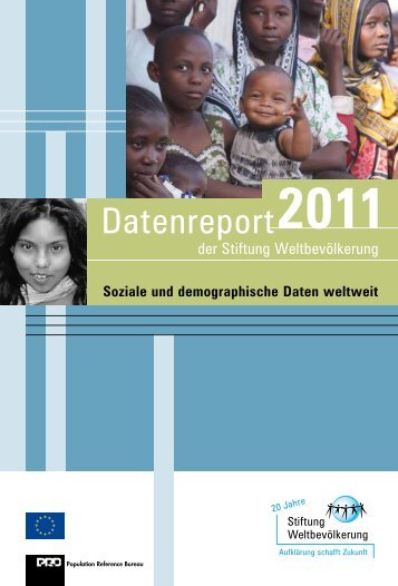 Datenreport 2011 - Deutsche Stiftung Weltbevölkerung