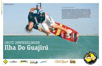 GROTE ONWIKKELINGEN - Ilha do Guajiru