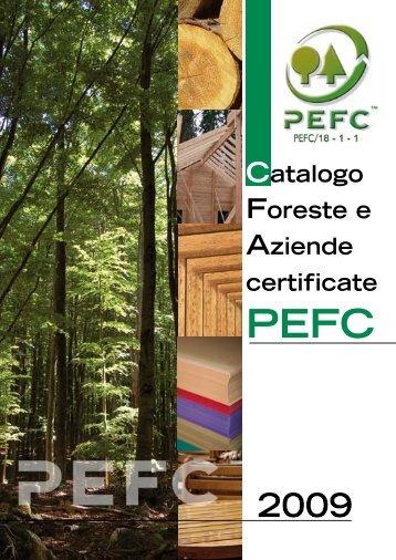 Catalogo Foreste e Aziende certificate - Vasfvgaltolivenza.it