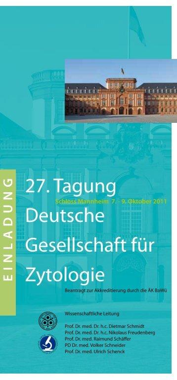 DGZ Einladungsprogramm - Iap-bonn.de