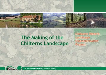 character assessment.cdr - The Chilterns