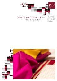 Produktblatt - NEW YORK MANSION - Rolf Krebs GmbH