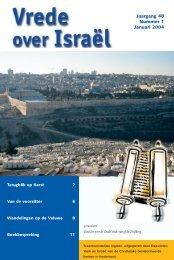 ook beschikbaar als pdf-bestand (436k) - Kerk en Israël
