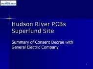 Phase 2 - Hudson River - Community Advisory Group