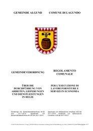 Arbeiten, Lieferungen und Dienstleistungen in Regie (465 KB) - .PDF