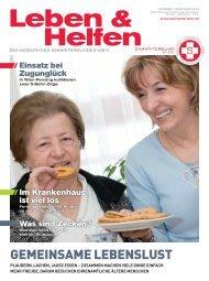 Leben und Helfen Wien 01/2013 - Arbeiter-Samariter-Bund ...
