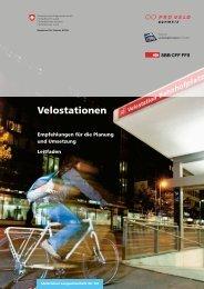 Velostationen - Bundesamt für Strassen - CH
